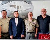 Sastanak predstavnika opštine Sjenica i Vojske Srbije