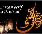 Čestitka povodom mjeseca Ramazana