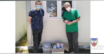 Domu zdravlja uručena donacija Sindikata radnika Opštinske uprave