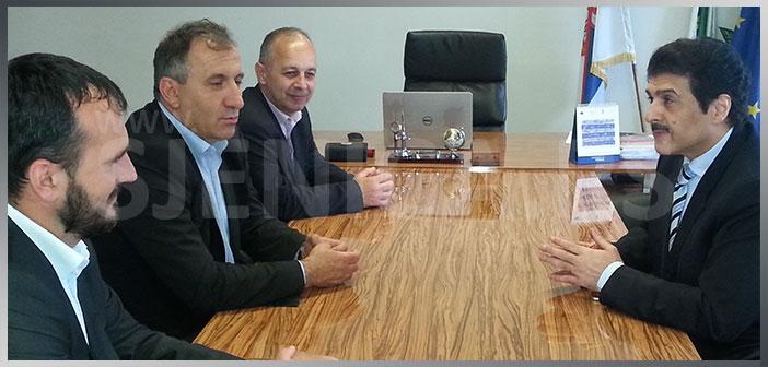 Ambasador Kuvajta posjetio Sjenicu