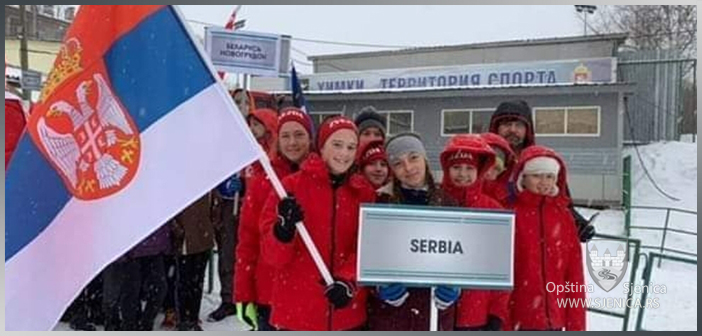Lamija Salihagić  34. u Moskvi