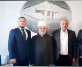 Predsjednik Mešihata IZ u Srbiji posjetio Opštinu Sjenica (FOTO)