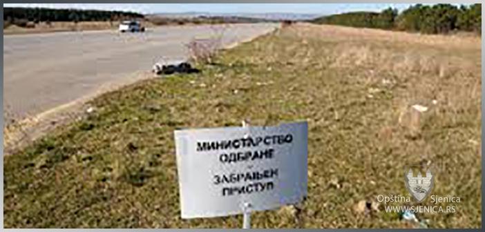 "Počinje razminiranje vojnog aerodroma ""Dubinje"""