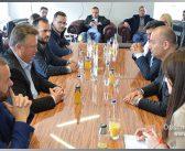 Državni sekretar dr Nenad Ivanišević posetio Sjenicu (VIDEO)