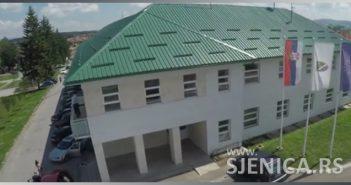 Rekonstrukcija zgrade Opštinske uprave Sjenica