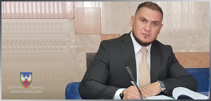 Potpisan ugovor izemedju opštine Sjenica i Ministarstva za rad, zapošljavanje, boračka i socijalna pitanja