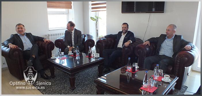 Održan sastanak sa ministrom Rasimom Ljajićem o turističkim potencijalima Sjenice