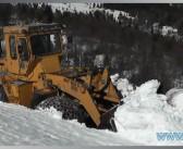 Sjenička Ravna Gora i dalje u snježnoj blokadi (VIDEO)