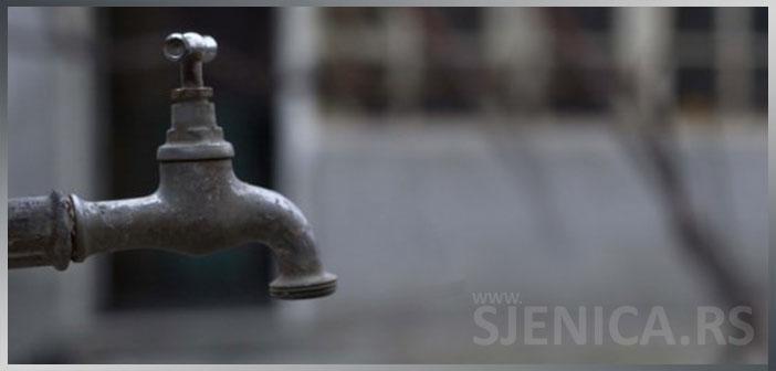 """Voda na """"Jasen"""" česmi neispravna za piće"""