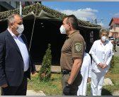 Oprema se kovid bolnica u Sjenici