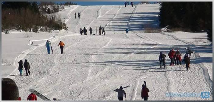 Kancelarija za mlade: Želimo da popularizujemo ski centar Žari (VIDEO)